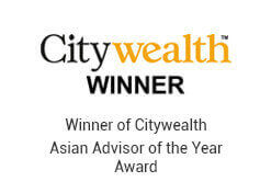 City wealth awards
